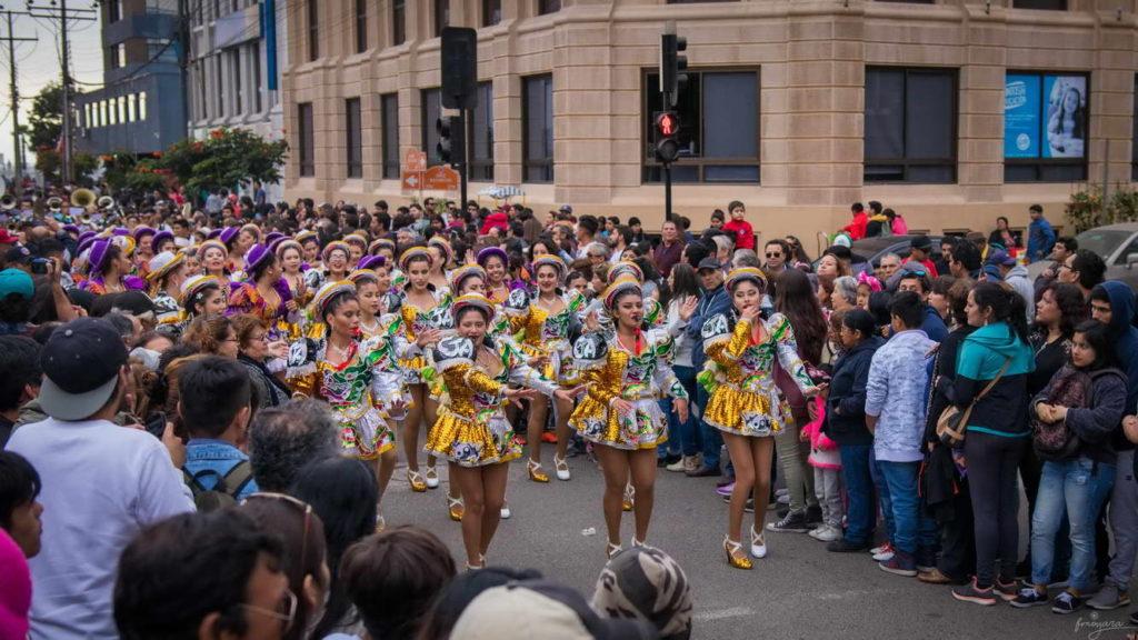 Carnaval de los colores Antofagasta