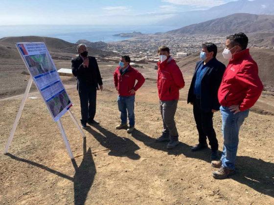 MOP Presenta cartera de proyectos 2021 para Taltal